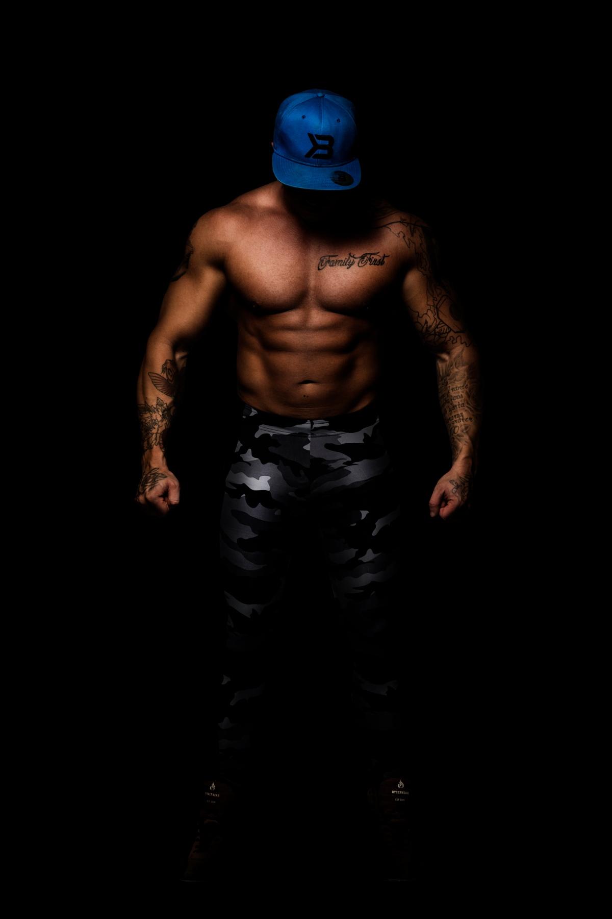 bodybuilder-fotografering-göteborg